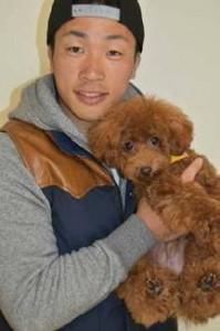 BS安達と犬