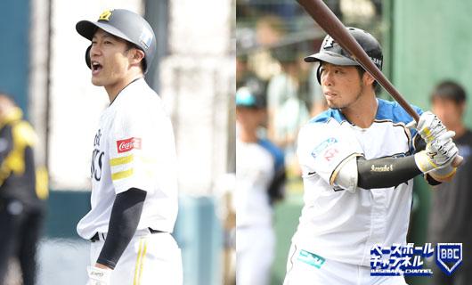 出塁率5割へ。柳田悠岐と近藤健介、対照的な成績で最高出塁率争いは ...