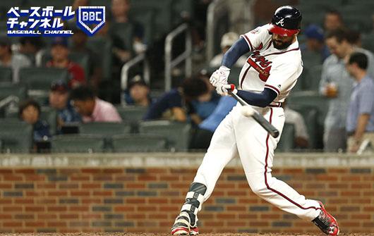 MLB】ブレーブスの外野手が2000安打達成 投手として巨人・高橋監督に ...